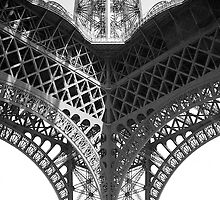 Eiffel Tower by Andréas Saudemont