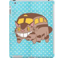 Cat Bus - Totoro iPad Case/Skin