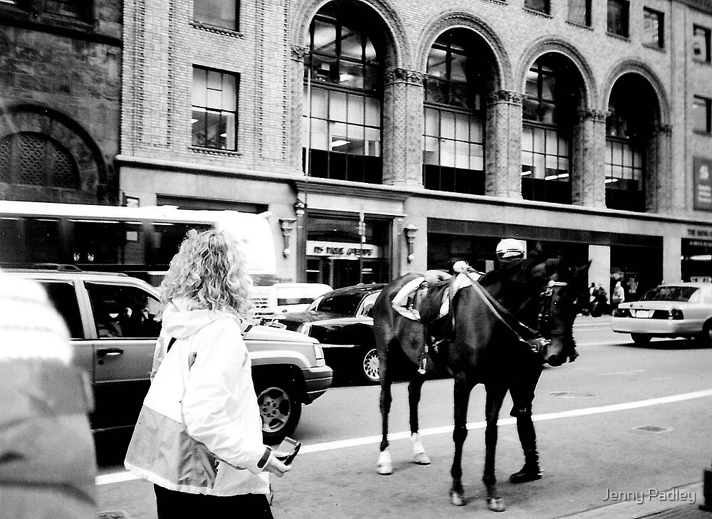 New York by Jenny Padley