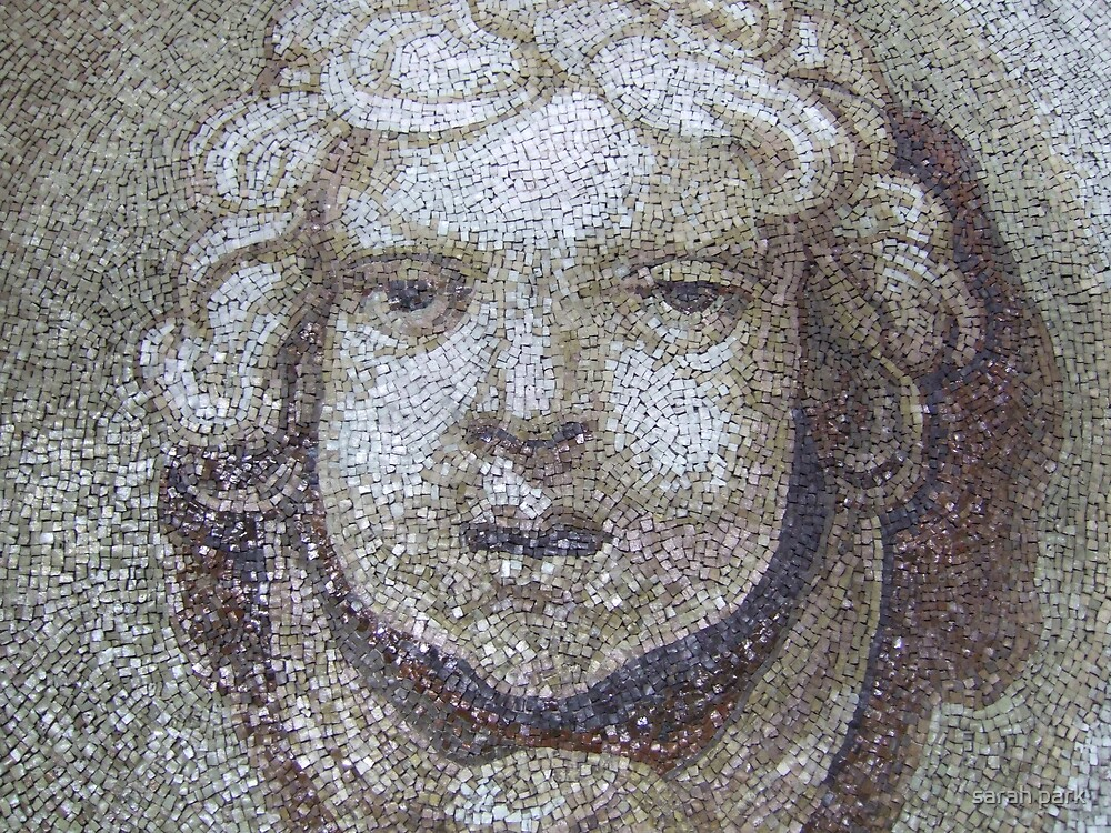 basilica angel mosaic by sarahcro123