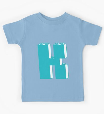 THE LETTER K, Customize My Minifig Kids Tee