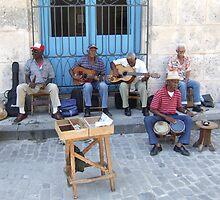 salsa band by sarahcro123