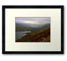Glen Turret Framed Print