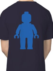 Minifig [Large Blue], Customize My Minifig Classic T-Shirt