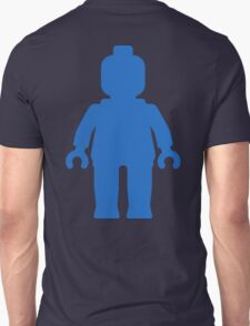 Minifig [Large Blue], Customize My Minifig T-Shirt