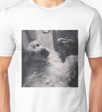 Casper the friendly dog Unisex T-Shirt