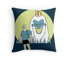 Batfinn The Algebraic Series Throw Pillow