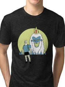 Batfinn The Algebraic Series Tri-blend T-Shirt