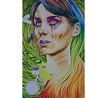 Acid Trip Photographic Print