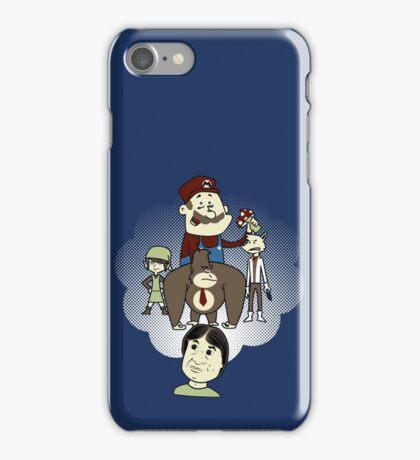 The Marvelous Mind of Miyamoto iPhone Case/Skin
