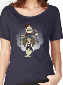 The Marvelous Mind of Miyamoto Women's Relaxed Fit T-Shirt