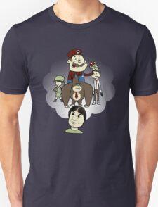 The Marvelous Mind of Miyamoto Unisex T-Shirt