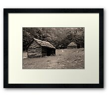 Early Morn Framed Print