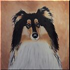 Rough Collie by NatMason