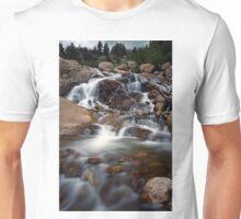 Aluvial Fan - Rocky Mountain National Park Unisex T-Shirt