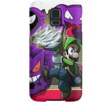 luigi mansion crossover pokemon Samsung Galaxy Case/Skin