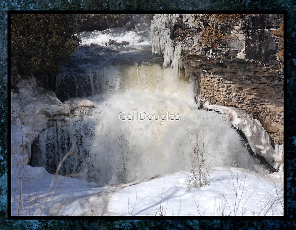 Inglis Waterfall by GailDouglas