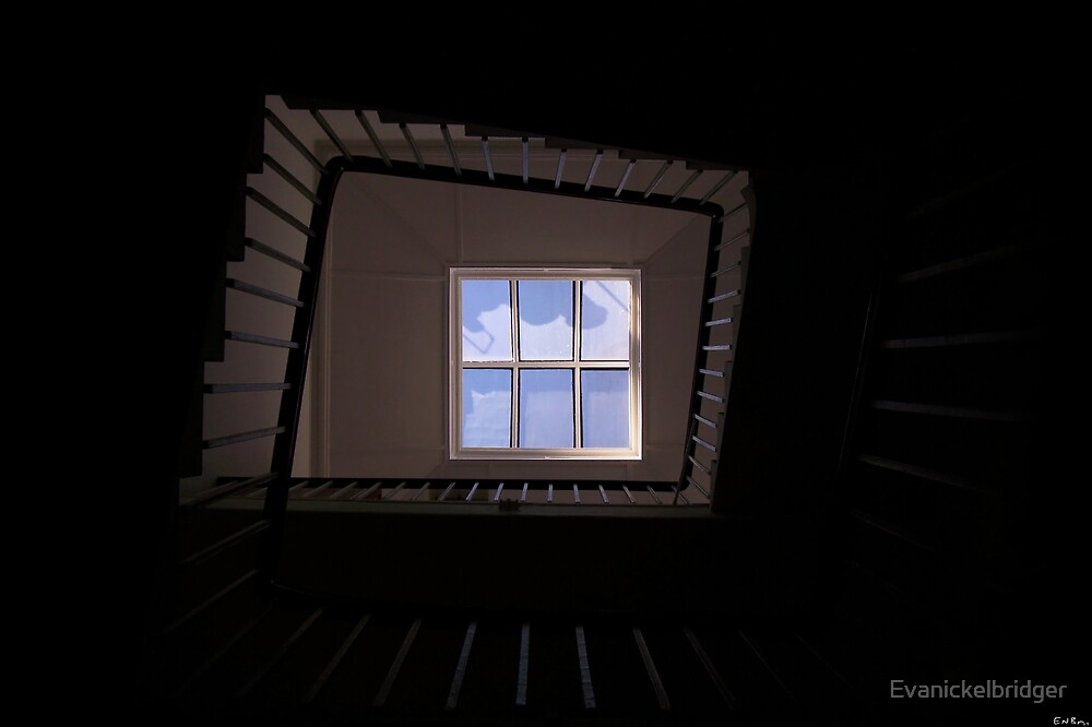 Window On Infinity by Evanickelbridger