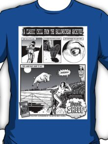 Terror of The Sheep page 1 T-Shirt