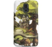 marowak ghost dep on torterra's back Samsung Galaxy Case/Skin