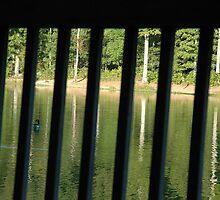 Reflection behide bars by nanasx4