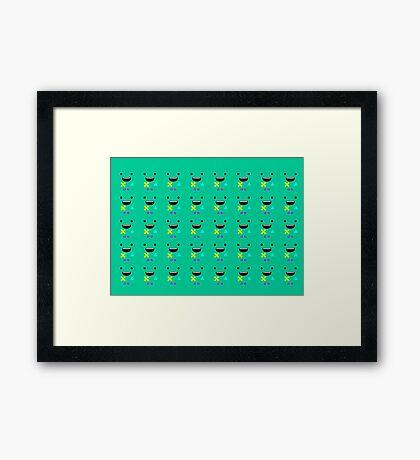 BMO Framed Print