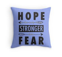 The Hunger Games  Throw Pillow