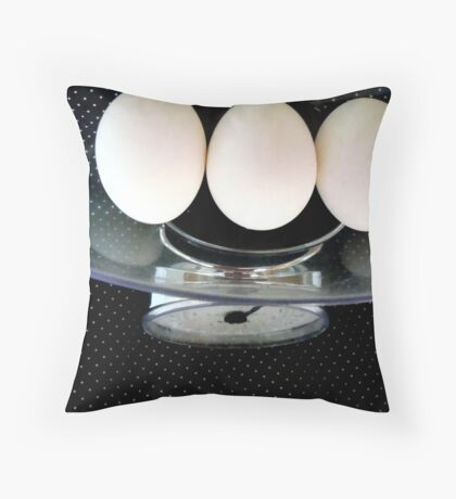 TRIPLED WEIGHT ^ Throw Pillow