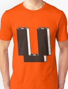 THE LETTER U T-Shirt