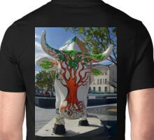 Cows and Trees, Ebrington Square, Derry Unisex T-Shirt