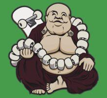 Skip`s Buddha by Scott Robinson