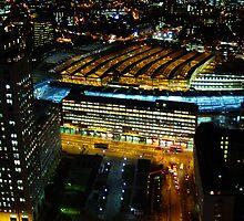 Waterloo Station, London by johnofbastonford