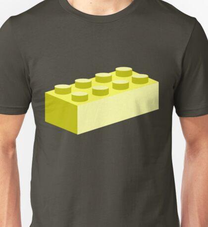 2x4 Brick Unisex T-Shirt