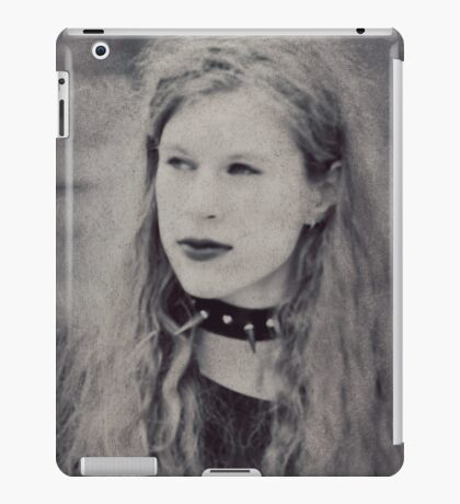 Gothic Beauty iPad Case/Skin