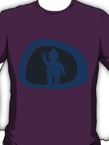 View from a Car Wing Mirror T-Shirt
