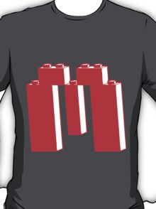 THE LETTER M, Customize My Minifig T-Shirt