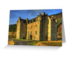 Menzies Castle Greeting Card