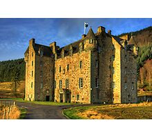Menzies Castle Photographic Print