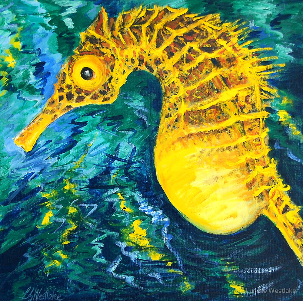 Sea Horse by Lynelle Westlake