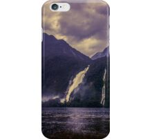 Milford moods iPhone Case/Skin