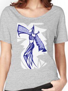 Blue Harem Women's Relaxed Fit T-Shirt