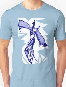 Blue Harem T-Shirt