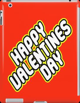 HAPPY VALENTINES DAY by ChilleeW