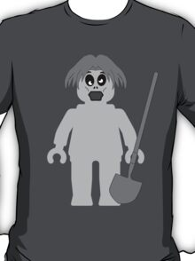 Zombie Minifig, Customize My Minifig T-Shirt