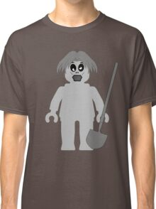 Zombie Minifig, Customize My Minifig Classic T-Shirt