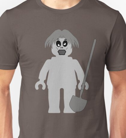 Zombie Minifig, Customize My Minifig Unisex T-Shirt