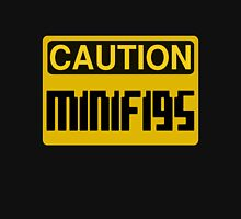 Caution Minifigs Sign Unisex T-Shirt