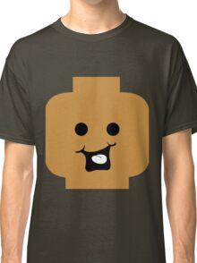 Cheeky Minifig Head Classic T-Shirt