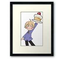 Cake Time Framed Print