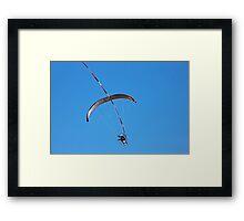 It's A Bird, It's A Plane....... Framed Print
